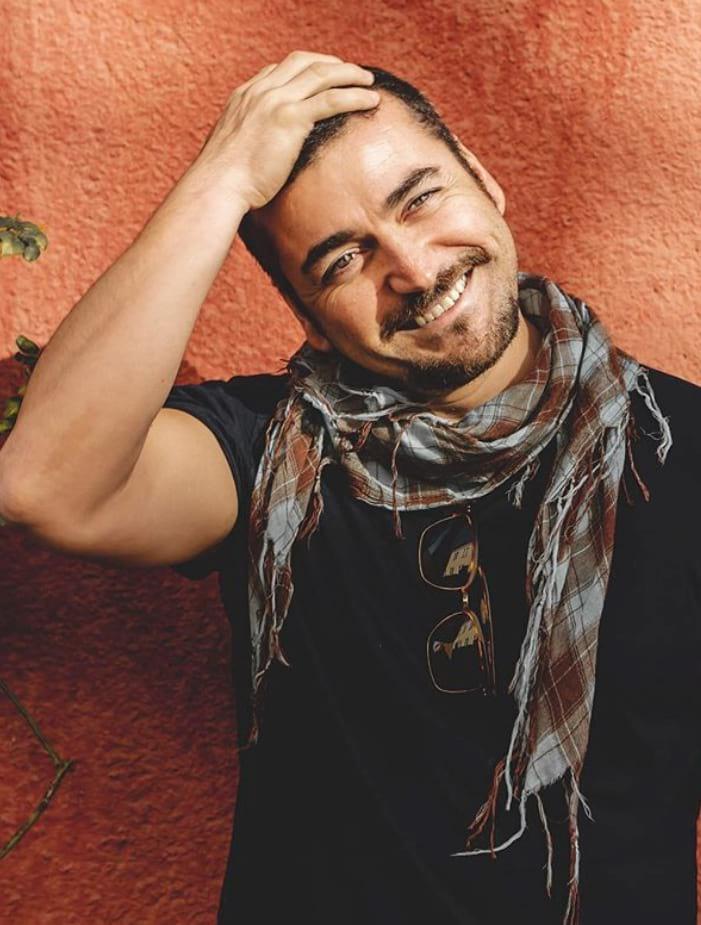 Jorge Orellana profil